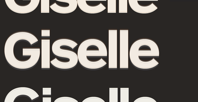 Best Fonts of 2012